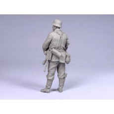 German infantryman. Stalingrad 1942. One figure.