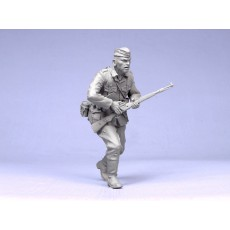 German infantryman №3. Stalingrad 1942. One figure.