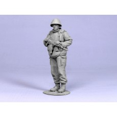 Russian modern infantryman.  Chechnya 1994-2005.  One figure.