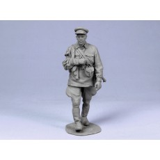 Soviet officer.  Summer 1941.  One figure.