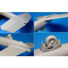 Dornier Do 17/215 corrected tail (ICM)