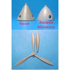IL-2 propeller&spinner